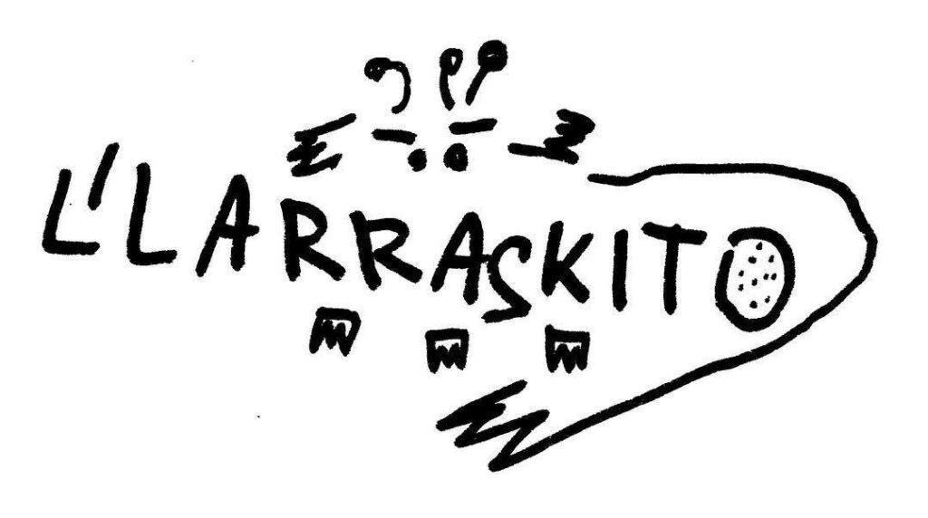 L'Larraskito
